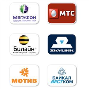 Операторы сотовой связи Железногорска-Илимского