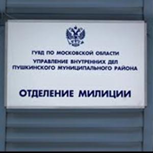 Отделения полиции Железногорска-Илимского
