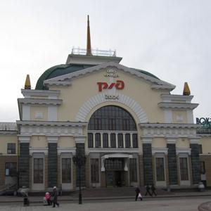 Железнодорожные вокзалы Железногорска-Илимского